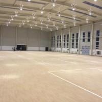 尚奥体育 篮球木地板运动实木地板   实木地板厂家  实木地板 羽毛球地板