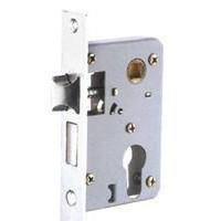 2015新款锁具 特价销售 厂家批发室内门锁 铝合金枪金执手门锁(不锈钢)机械性能