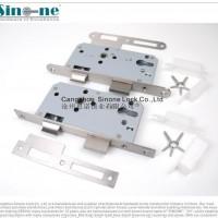 !不锈钢304欧标锁体插芯德国DIN标准CE EN防火门锁体